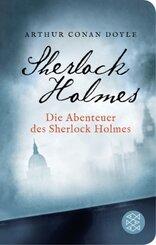 Sherlock Holmes - Die Abenteuer des Sherlock Holmes (Fischer Taschenbibliothek)