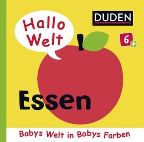 Duden 6+: Hallo Welt: Essen
