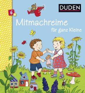 Mitmachreime für ganz Kleine - DUDEN Pappbilderbücher