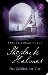 Sherlock Holmes - Das Zeichen der Vier (Fischer Taschenbibliothek)