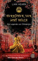 Die Legende von Shikanoko - Herrscher der acht Inseln