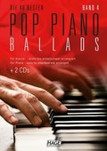 Die 40 besten Pop Piano Ballads, m. 2 Audio-CDs - Bd.4