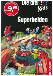 Die drei ??? Kids, Superhelden