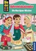 Die drei !!! Adventskalender - Die Marzipan-Mission