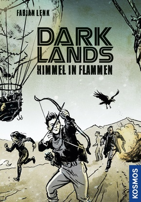 Darklands - Himmel in Flammen