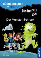 Die drei ??? Kids, Der Monster-Schreck