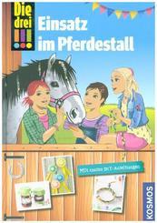 Die drei !!!, Einsatz im Pferdestall