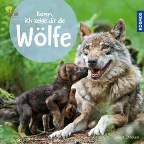 Komm, ich zeige dir die Wölfe