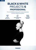 BLACK & WHITE projects 6 professional, 1 CD-ROM