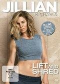 Jillian Michaels - Lift and Shred, 1 DVD