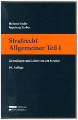 Strafrecht Allgemeiner Teil I (f. Österreich) - Tl.1
