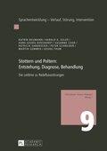 Stottern und Poltern: Entstehung, Diagnose, Behandlung