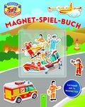 Unsere Feuerwehr Magnet-Spiel-Buch