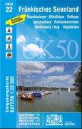 UK50-22 Fränkisches Seenland