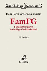 FamFG, Freiwillige Gerichtsbarkeit, Kommentar