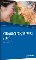 Pflegeversicherung 2019