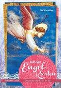 Das Set Engel-Karten, m. Engelkarten