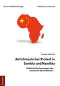 Antichinesischer Protest in Sambia und Namibia