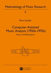 Computer-Assisted Music Analysis (1950s-1970s)