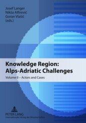 Knowledge Region: Alps-Adriatic Challenges