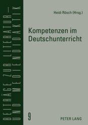 Kompetenzen im Deutschunterricht