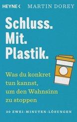 Schluss. Mit. Plastik.