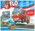 Flo, das kleine Feuerwehrauto - Die 3-CD Hörspielbox, 3 Audio-CDs