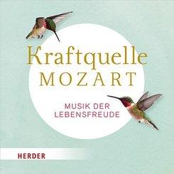 Kraftquelle Mozart, 1 Audio-CD