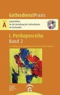 GottesdienstPraxis, Serie A, 1. Perikopenreihe: 4. Sonntag nach Epiphanias bis Misericordias Domini, m. CD-ROM; .2