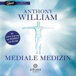 Mediale Medizin, 1 Audio-CD, MP3