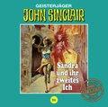 John Sinclair Tonstudio Braun - Sandra und ihr zweites Ich, 1 Audio-CD