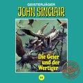 John Sinclair Tonstudio Braun - Die Geier und der Wertiger, 1 Audio-CD