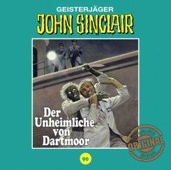 John Sinclair Tonstudio Braun - Der Unheimliche von Dartmoor, 1 Audio-CD