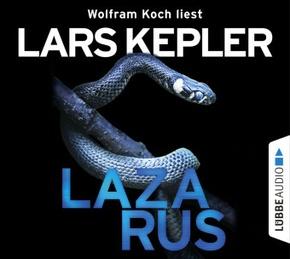 Lazarus, 8 Audio-CDs