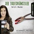 Der Todeskünstler - Überlebt, 1 Audio-CD