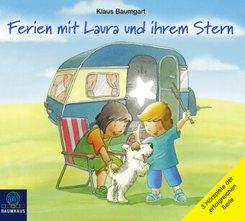Ferien mit Laura und ihrem Stern, 3 Audio-CDs