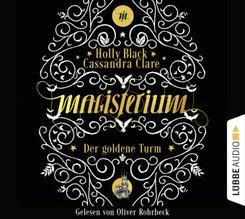 Magisterium - Der goldene Turm, 6 Audio-CDs