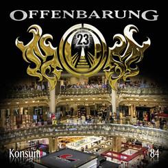 Offenbarung 23, Konsum, Audio-CD