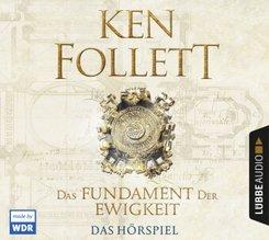 Das Fundament der Ewigkeit, 6 Audio-CDs