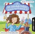 Der zauberhafte Eisladen - Einmal Magie mit Schokosoße, 2 Audio-CDs