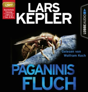 Paganinis Fluch, 1 Audio-CD, MP3 Format