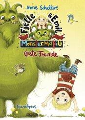 Fjelle & Emil - Monstermäßig beste Freunde