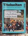 Titelseiten, die Geschichte schrieben