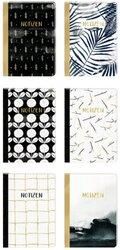 Notizhefte - All about black & white - DIN A5