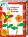 Meine erste Bastelbox: Filzsticker-Blumen