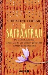 Die Safranfrau