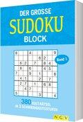 Der große Sudokublock - Bd.1