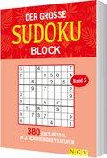Der große Sudokublock - Bd.2
