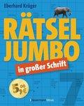 Rätseljumbo in großer Schrift - Bd.7