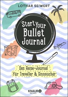Start Your Bullet Journal